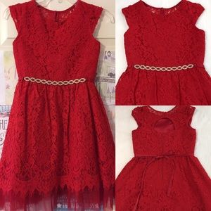Girls Holiday Dress (10)